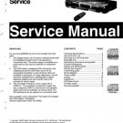 Philips CDR765 (CDR-765) CD Recorder Technical Repair Schematics Circuits Service Manual