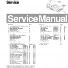 Philips EM1A (EM-1A) NTSC Chassis Technical Repair Schematics Circuits Service Manual