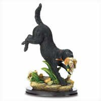 Hunting Dog Figurine 37992