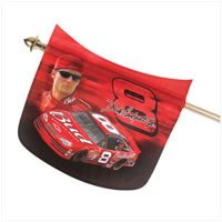 Mini Dale Earnhardt  Flag