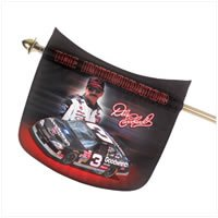 Mini Dale Earnhardt Flag