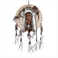 Indian Wicker Wall Decor 34167