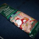holiday border self stick nib 1995 santa's toys