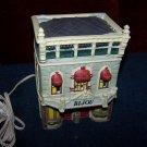 dicken's keepsake christmas bijou house light up 1995