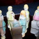 nativity set very cute 3 inch