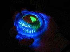 Dynaflex Powerball Blue