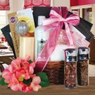 Spa Collection: Relax, Spa Tea Set Gift Basket