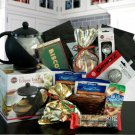 Delux Diabetic Delight, Gourmet Tea Gift Basket