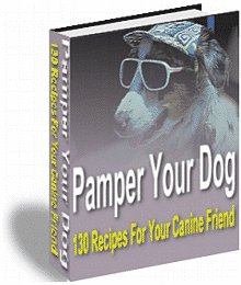 Pamper Your Dog EBOOK