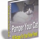 Pamper Your Cat Ebook
