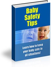 Baby Safety Tips Ebook