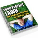 Your Perfect Lawn Ebook