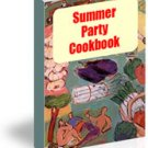 Summer Party CookEbook