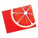 Lucious Orange Cutting Board