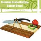 Superior Premium Grade Bamboo Cutting Board