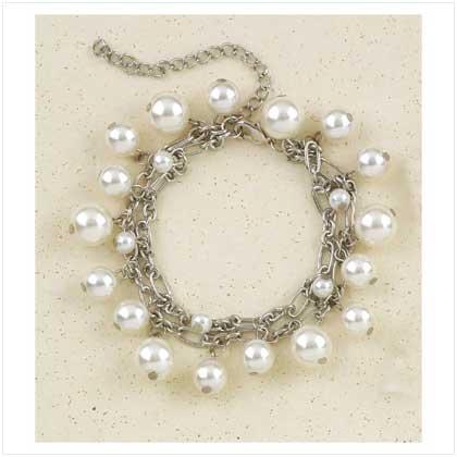 Pearl Cascade Bracelet