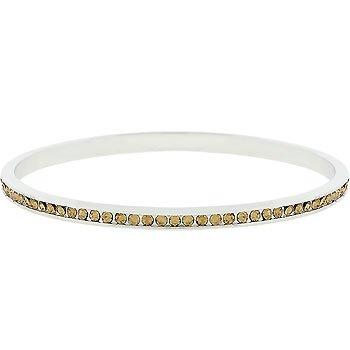 Champagne Bangle Bracelet