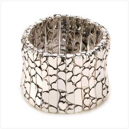 True Romance Cuff Bracelet