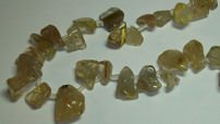Rutilated Quartz Irregular