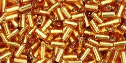 Bugle Topaz 1-3mm 022