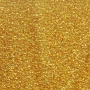 Transparent Pale Topaz 11-9132