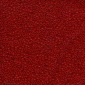 Matte Transparent Red 11-9141