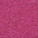 Clear Fuschia Lined 11-9207