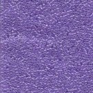 Delicas Lined Crystal Purple DB249