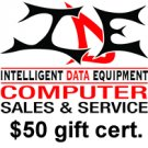 $50 Gift Certificate - Intelligent Data Equipment
