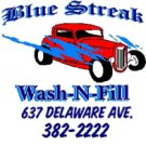 &quot;Super Car Wash&quot; Books- Blue Streak Wash-N-Fill ($45 value)