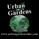 $50 Gift Certificate- Urban Gardens