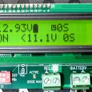"Universal Relay Voltage Triggered Load Controller ""With DELAYS"" LVD HVD 1URVTLC-1224-B Green LCD"