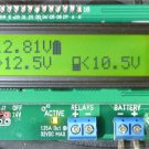 "Relay Voltage Triggered Load Controller ""With Out/NO DELAYS"" LVD HVD 1URVTLC-1224-BSD Green LCD"