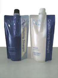 shiseido crystallizing straight n1 n2 instructions