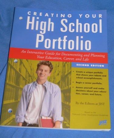 Creating Your HIGH SCHOOL PORTFOLIO 2nd Edition Book - Homeschool