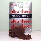 Pecan Ultra Sheer Queen Size Pantyhose 742Q