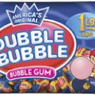 1 Ib of Individually Wrapped Dubble Bubble Chewing Gum
