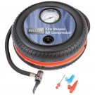 Maxam Tire Shaped 250psi Air Compressor Operates on 12 Volts