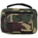 Embassy Camouflage Bible Cover with Interior Pen Holder