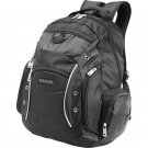 "Maxam 19"" Executive Backpack with Padded Compartment for Laptop"