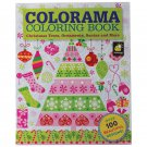 Colorama Adult Coloring Book Over 100 Beautiful Designs New