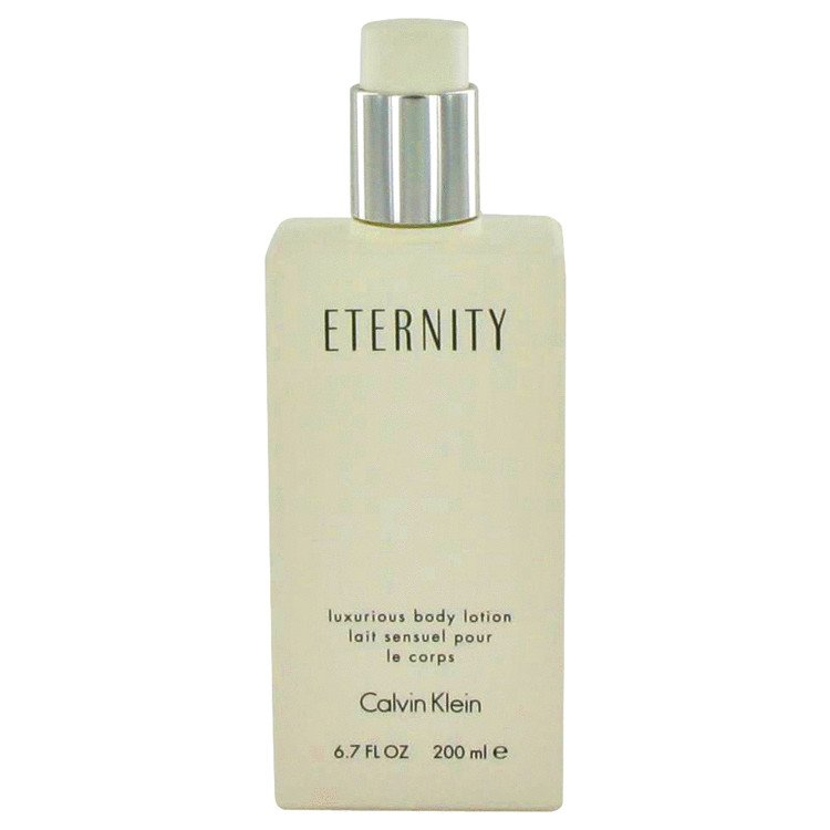 Eternity 6.7 oz Body Lotion (unboxed) New