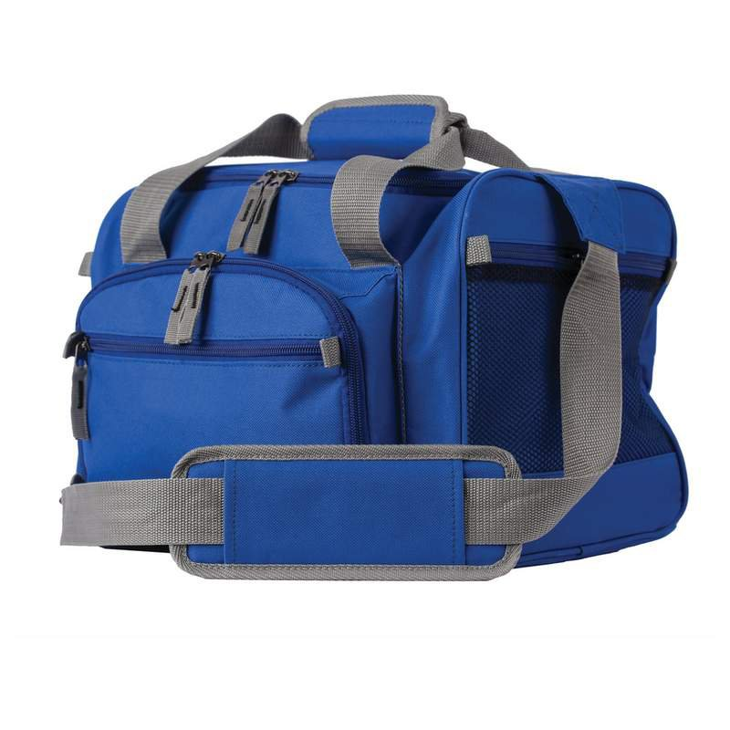 Extreme Pak Blue Cooler Bag with Zip-Out Liner and Shoulder Strap New