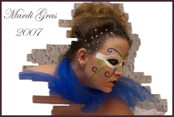 Mardi Gras 2007 20x30