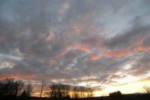 Sunset on the Mountain 20x30