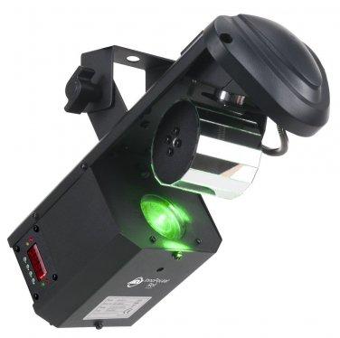ADJ Products INNO POCKET ROLL Pocket Size Barrel Mirror Scanner.