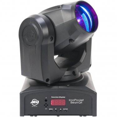 ADJ Products Inno Pocket beam Q4 Mini Moving Head.