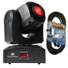 American DJ Inno Pocket Spot LED. W/ 1 DMX Cable 25FT.