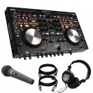 Denon DNMC6000MK2 Professional Digital Mixer. With Novik MIC + Tascam TH02 + 2 XLR Cables.