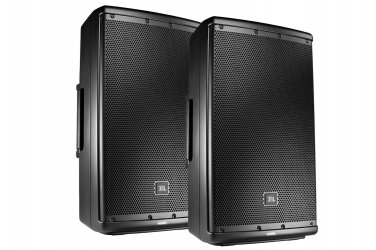 "PACKAGE! TWO 2x JBL EON612 12"" 2-WAY 1000W ACTIVE MULTIPURPOSE SELF-POWERED"